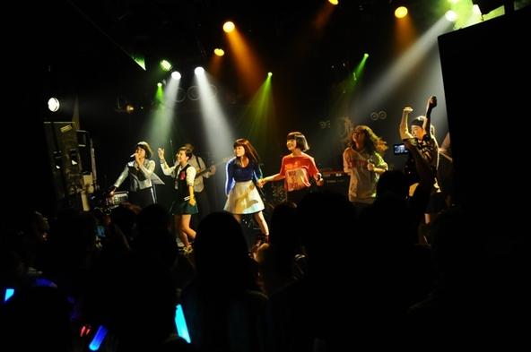 6月26日(木)@『AFTER SCHOOL SWAG vol.1』【Little Glee Monster】 (okmusic UP's)