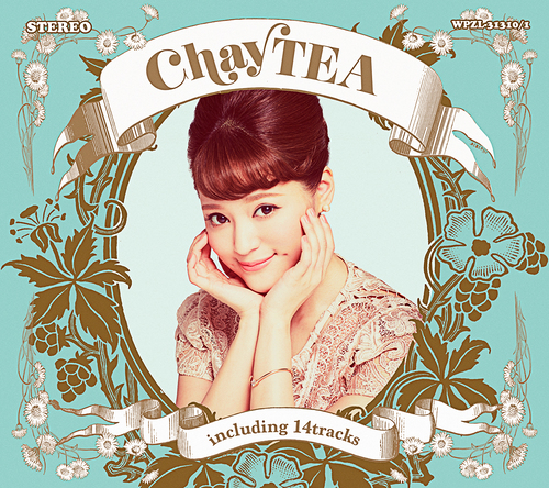 アルバム『chayTEA』 (okmusic UP's)