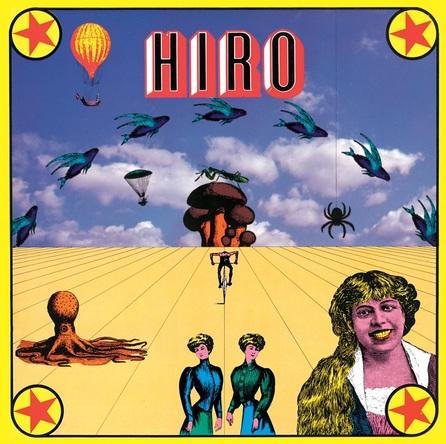 アルバム『HIRO』/柳田ヒロ (okmusic UP's)