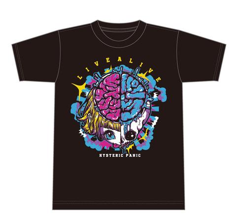 ヒスパニ最新Tシャツ (okmusic UP's)