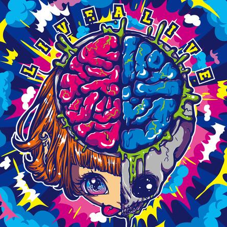 ミニアルバム『LIVE A LIVE』 (okmusic UP's)