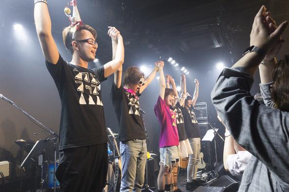 4月28日(金)@恵比寿CreAto (okmusic UP's)