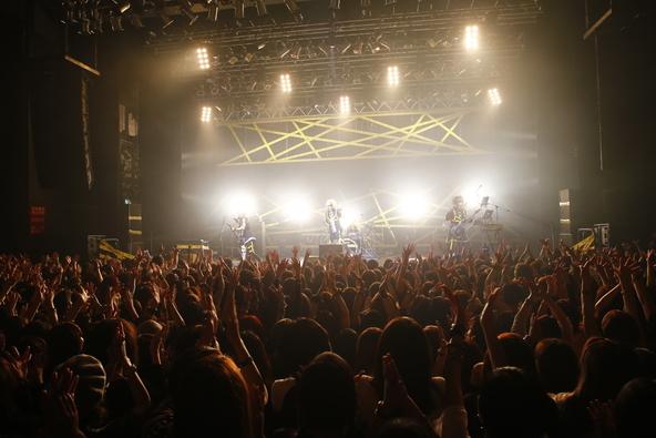 4月29日@渋谷・TSUTAYA O-EAST (okmusic UP's)