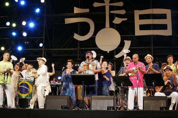 6月28日(土)@「沖縄からうた開き!うたの日コンサート2014 in嘉手納」 (okmusic UP\'s)