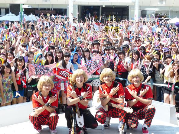 6月29日(日)@ラゾーナ川崎プラザ (okmusic UP's)