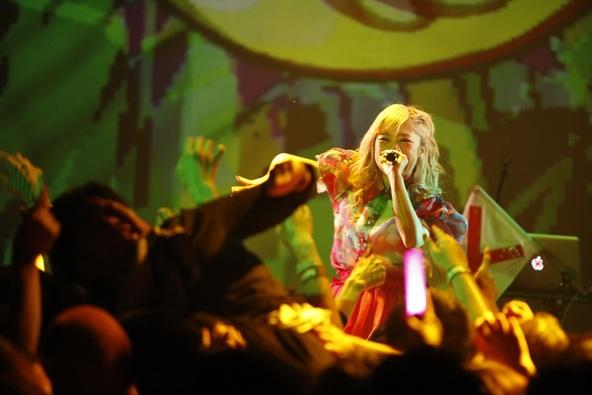 『「ワンマンツアー2017 〜メロディア王国にさよならバイバイ ワタシはみんなと旅に出る〜」LIVE AT 2017.01.29 SHIBUYA TSUTAYA O-WEST』ダイジェスト映像 キャプチャ (okmusic UP\'s)