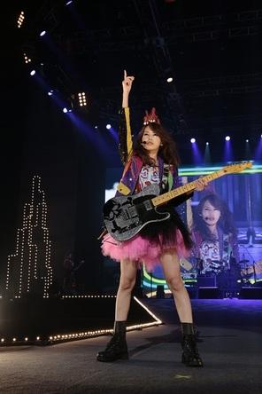 SCANDAL、横浜アリーナ 2日間で2万3000人が大熱狂! (okmusic UP's)