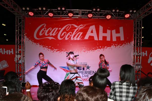 當山みれいとBAD QUEEN(IBUKI、YUMEKI)の現役女子高生3人が『2014 BET Experience』(6月28日@ロサンゼルス)に日本人初の出演! (okmusic UP's)