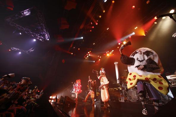 4月30日(日)@新木場STUDIO COAST (okmusic UP's)