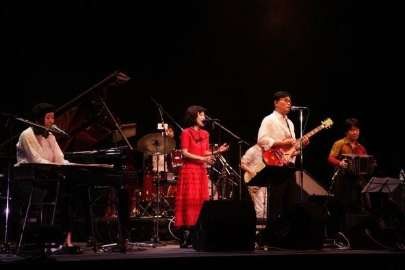 5月5日(金)@恵比寿ザ・ガーデンホール (okmusic UP's)