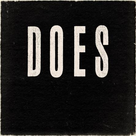 アルバム『DOES』 (okmusic UP's)
