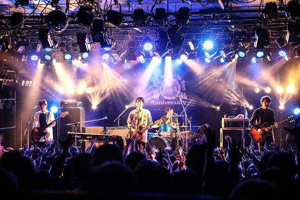 5月6日(土)@梅田 CLUB QUATTRO  (okmusic UP's)