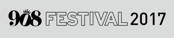 「908 FESTIVAL 2017」ロゴ (okmusic UP\'s)