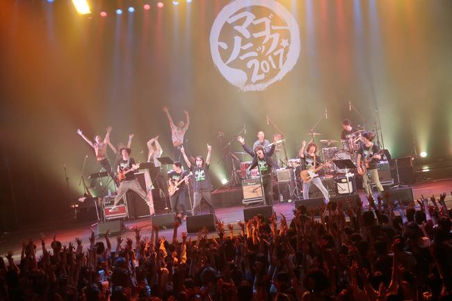 真心ブラザーズ、OKAMOTO'Sと贅沢なステージを披露! 新作リリース&全国ツアーの発表も