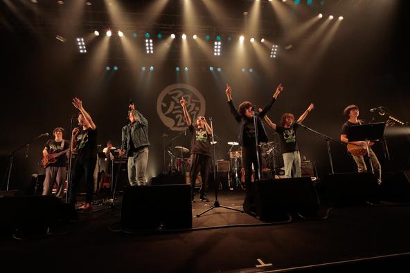 5月6日(土)@EX THEATER ROPPONGI (okmusic UP's)