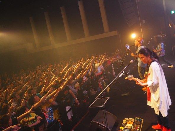 4月30日(日)@BLUE LIVE 広島 (okmusic UP's)