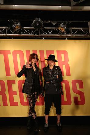 """5月7日@タワーレコード渋谷店 B1F """"CUT UP STUDIO"""" (okmusic UP\'s)"""