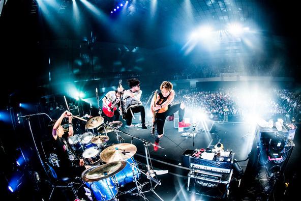 5月7日@福岡国際センター (okmusic UP\'s)