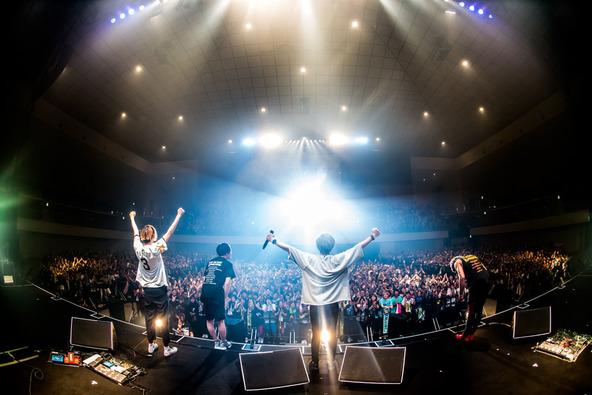 5月7日@福岡国際センター (okmusic UP's)