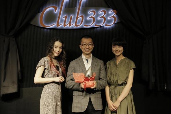5月9日(火)@東京タワー大展望台1F Club333 (okmusic UP's)