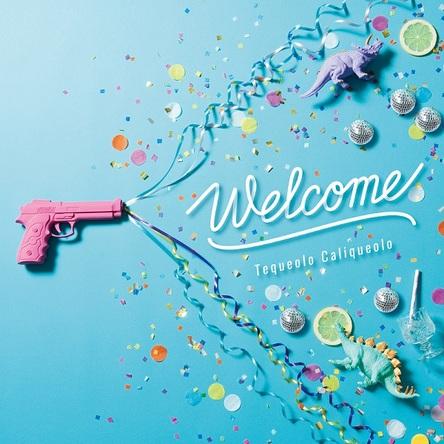 ミニアルバム『Welcome』 (okmusic UP's)