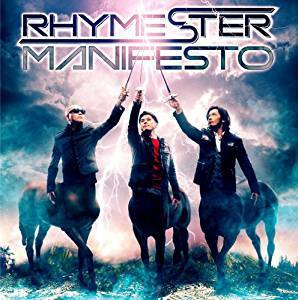 『マニフェスト』('10)/RHYMESTER (okmusic UP\'s)