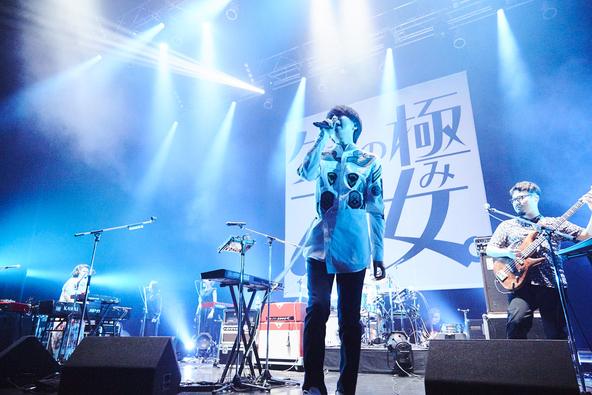 5月10日(水)@Zepp Tokyo (okmusic UP's)