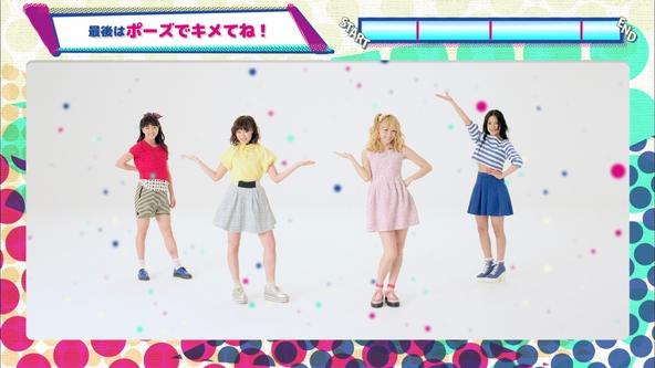 【HD】LIVE DAMコンテンツCM E-girls フリカラ♪おどるポンポコリン♪ (okmusic UP's)