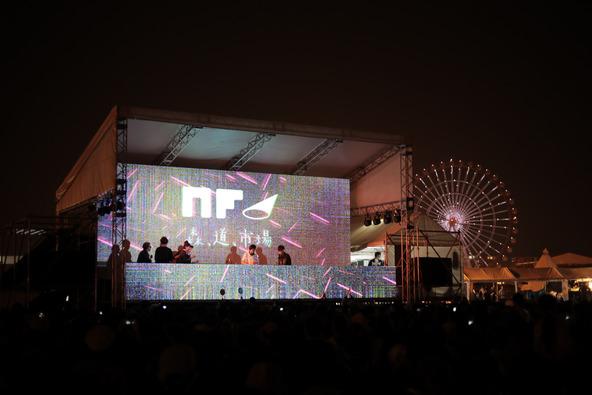 5月12日(金)@『NF in 森、道、市場』 (okmusic UP\'s)
