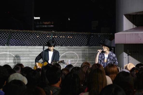 5月16日@東京・渋谷マルイ (okmusic UP\'s)