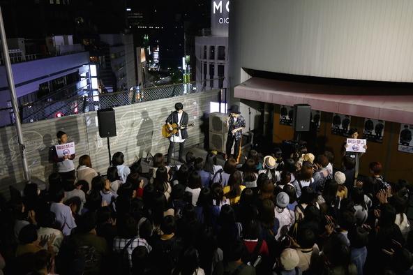 5月16日@東京・渋谷マルイ (okmusic UP's)