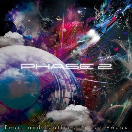 アルバム『PHASE 2』 (okmusic UP's)