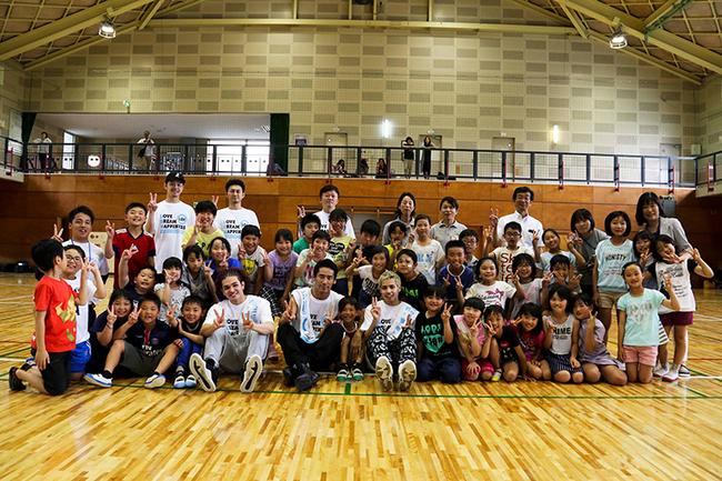 「夢の課外授業」@熊本・甲佐町立乙女小学校