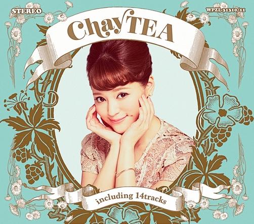 アルバム『chayTEA』【初回生産限定盤】(CD+DVD) (okmusic UP's)
