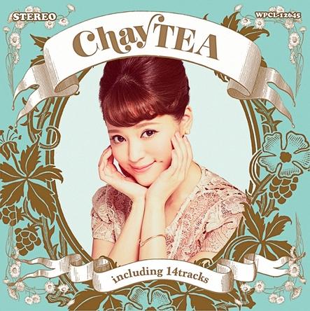 アルバム『chayTEA』【通常盤】(CD) (okmusic UP's)