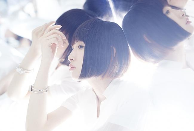 南條愛乃3rdアルバムより、公開されたメインビジュアル