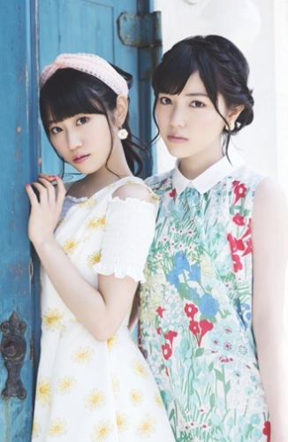 ゆいかおり(小倉唯(左)&石原夏織(右))