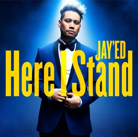 シングル「Here I Stand」 (okmusic UP\'s)