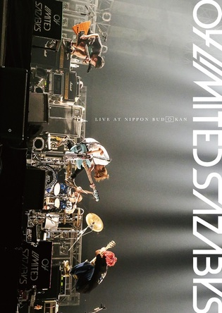 Blu-ray&DVD『LIVE AT NIPPON BUDOKAN』 (okmusic UP\'s)