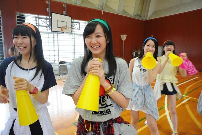 7月5日(土)、九十九里浜で東京女子流オフィシャルファンクラブ「Astalight*」限定イベントを開催