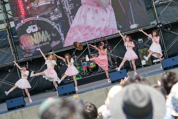 5月27日(土)@『阿蘇ロックフェスティバル2017』 (okmusic UP's)