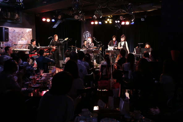 5月27日(土)@目黒 Blues Alley Japan (okmusic UP's)