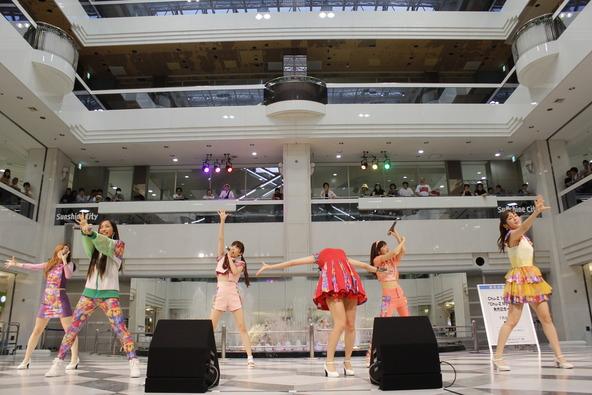 7月8日@池袋サンシャインシティB1F噴水広場 (okmusic UP's)