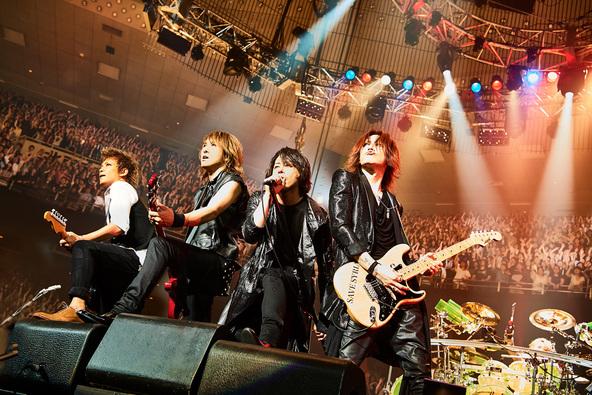 5月29日(月)@東京・日本武道館 (okmusic UP's)