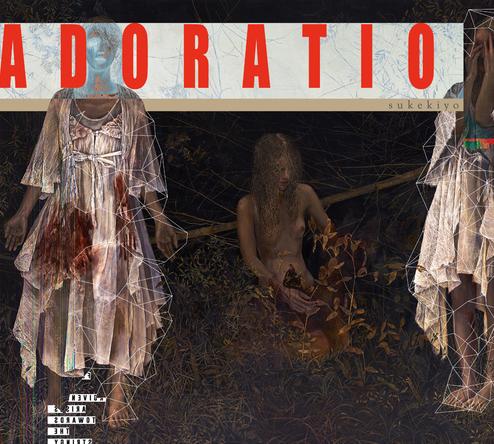 Blu-ray『ADORATIO』 (okmusic UP's)