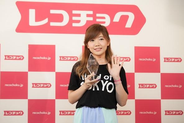 「レコチョク上半期ランキング2014」授賞式 (okmusic UP's)