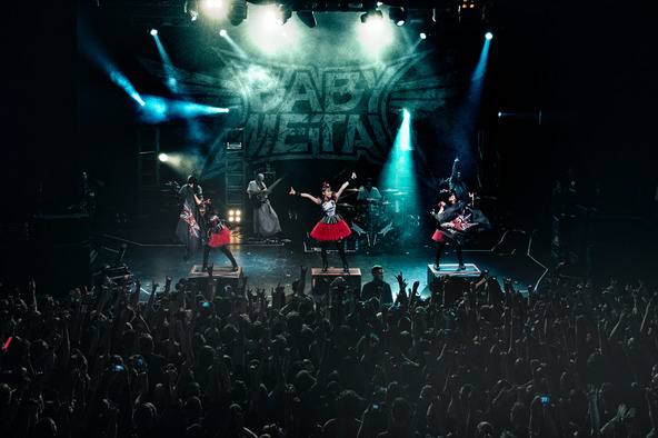 BABYMETAL@「Sonisphere Festival UK」 (okmusic UP's)