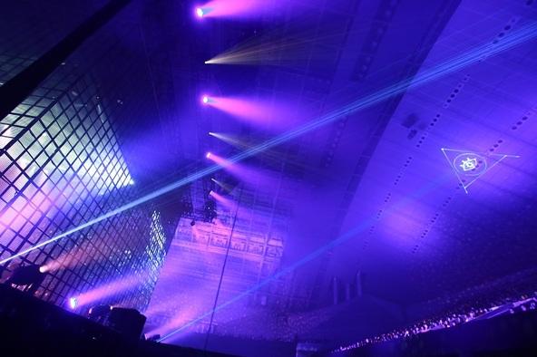 『amazarashi LIVE 360°「虚無病」』ライブ写真 (okmusic UP's)
