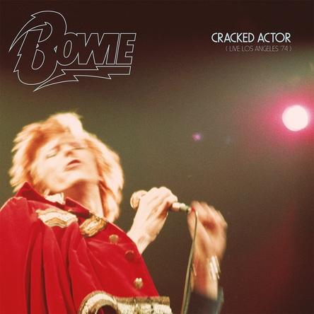 アルバム『クラックド・アクター 〜ライヴ・ロサンゼルス'74<SHM-CD>』 (okmusic UP\'s)