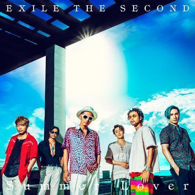 シングル「Summer Lover」【CD+DVD】 (okmusic UP's)